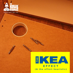 ikea effect, ep 112 - square
